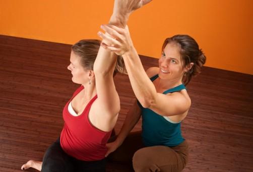 Yoga voor je rug