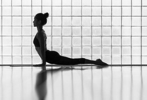 Vinyasa yoga les
