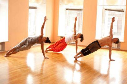 Conditioning strength Yoga- 35 min