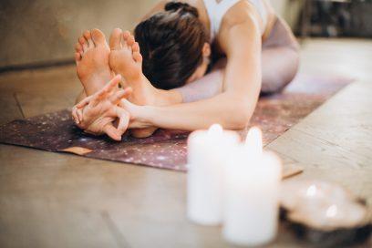 Yin Yoga: Dark Moon