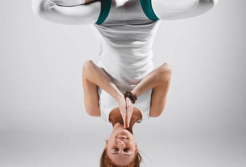 aerial yoga les rotterdam