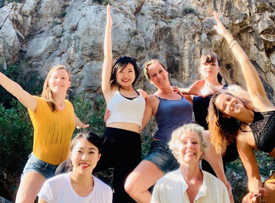 kompassie yoga soul retreat 2019