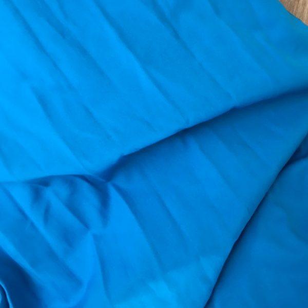 Aerial-Yoga-Doek-Blauw