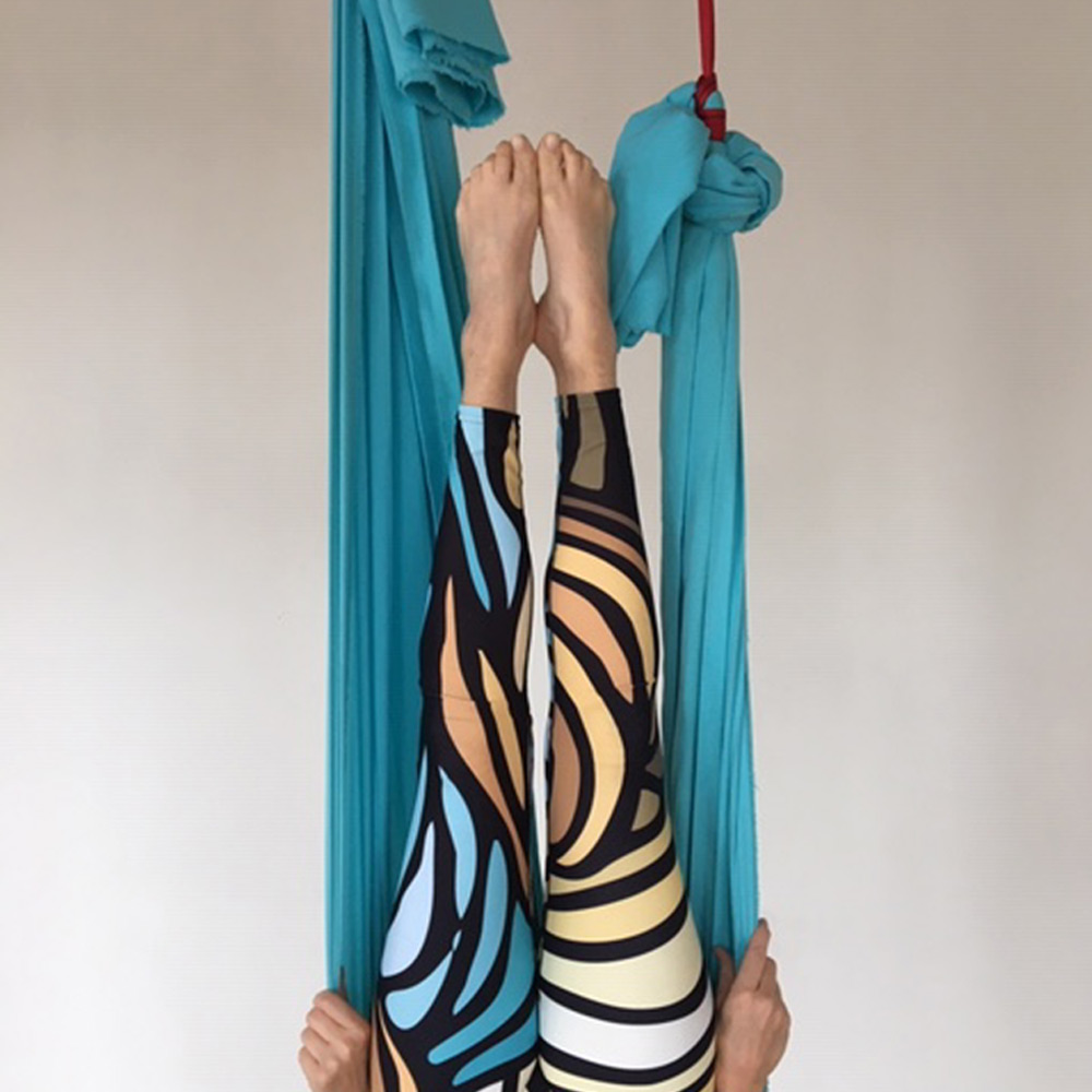 Aerial Yoga Doek met Relax Yoga Legging