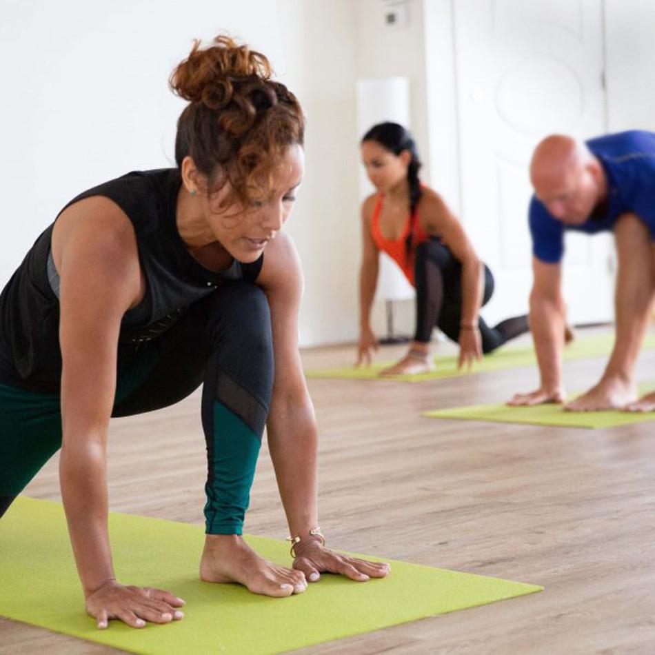 Ons unieke yoga-aanbod