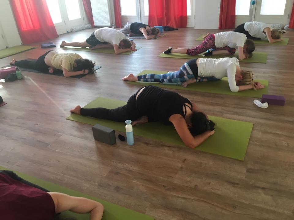 Evening Yin-Yoga