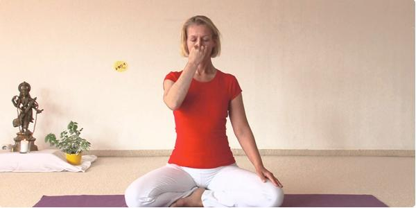 Yoga Breath With Juliette