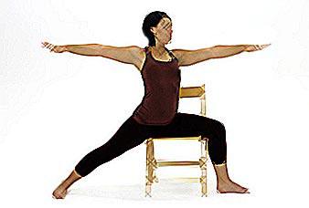 Stoel-Yoga 20 min